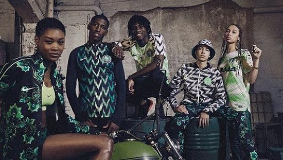 尼日利亚球衣及生活类服饰