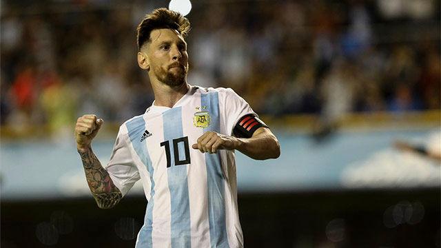 肯佩斯:梅西在阿根廷牺牲太大