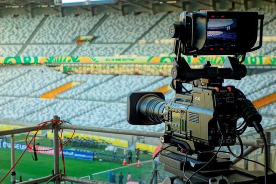 ▲摄像设备是制作4K信号的利器